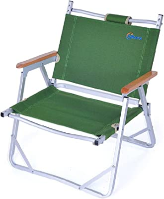 AKTIVE 53969 Silla Plegable Fija Aluminio Beach, 66 x 47 x ...