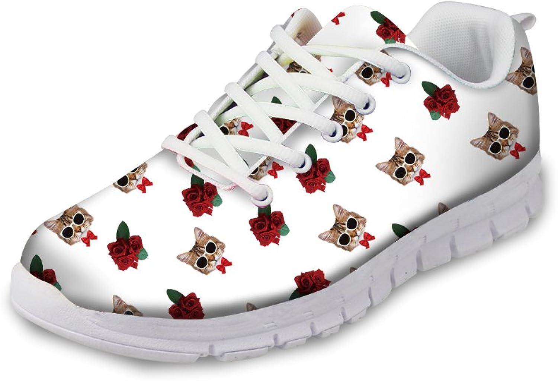 Freewander Lightweight Mesh Personalized EVA Soles Sport shoes Unisex Sneakers