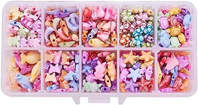 Best acrylic animal beads Reviews