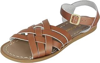 88c22a09e1dd5 Salt Water Sandals - Retro - TAN - Waterproof Leather Sandals
