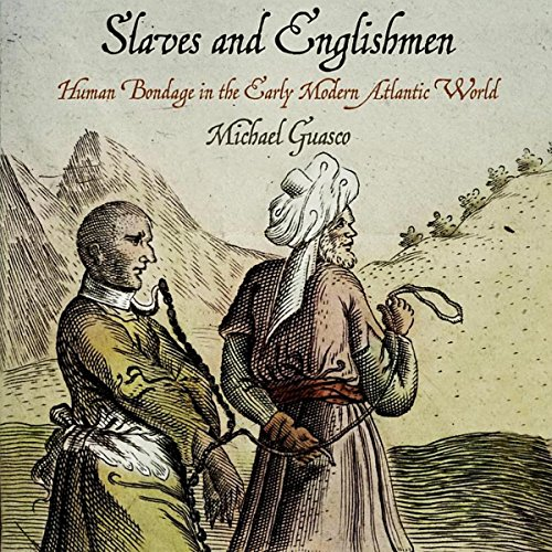 Slaves and Englishmen audiobook cover art