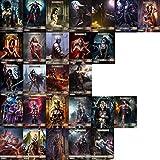 GnD Cards Full Set of Vampire Tokens