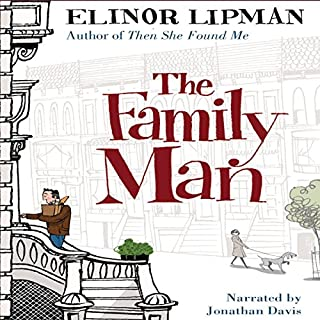 The Family Man audiobook cover art