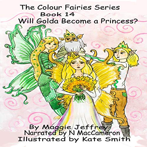 『Will Golda Become a Princess?』のカバーアート