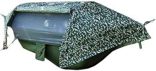 Antennababy Tente Hors-Sol, Tente-Arbre Hors-Sol, Marche en Plein air, pêche, imperméable, Anti-Moustique, Camouflage