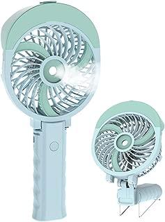 HandFan Ventilador portátil Agua Ventilador de Mano Mini