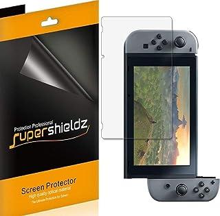 (3 Pack) Supershieldz Designed for Nintendo Switch Screen Protector, 0.23mm, Anti Glare and Anti Fingerprint (Matte) Shield