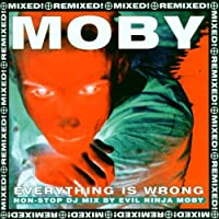 Everything Is Wrong: Non-Stop DJ Mix by MOBY