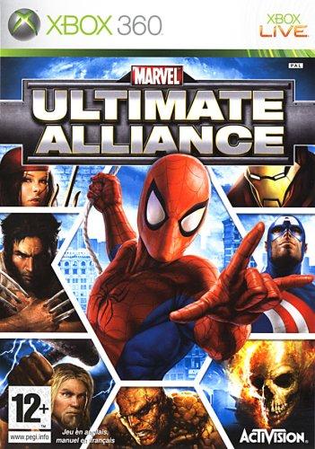 Marvel Ultimate Alliance [importación francesa]