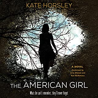The American Girl     A Novel              By:                                                                                                                                 Kate Horsley                               Narrated by:                                                                                                                                 Julia Whelan,                                                                                        Nan McNamara                      Length: 11 hrs and 15 mins     145 ratings     Overall 3.8