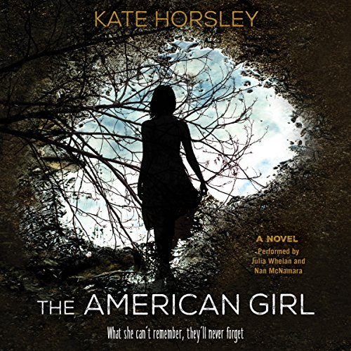 The American Girl audiobook cover art