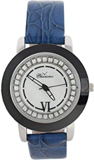 Charisma Casual Watch for WomenLeather B and, Analog, C5300