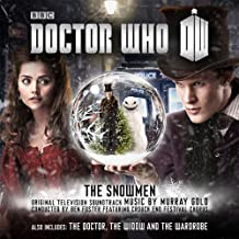 Doctor Who: Snowmen/The Doctor Widow & the Wardrobe