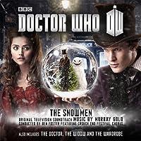 Doctor Who:Snowmen/the Doctor Widow & the Wardrobe