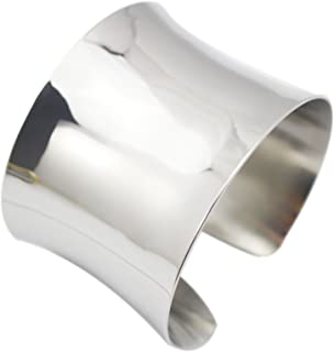 Best silver cuff bracelet womens Reviews
