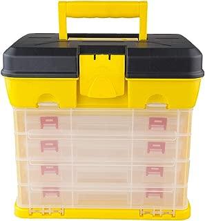 Storehouse Toolbox Organizer | 4 Drawers