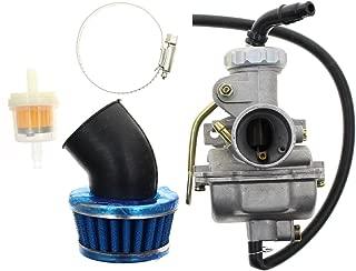 AUTOKAY Carburetor Air Filter 4stroke for Honda CRF50 XR70 CRF70 Carb