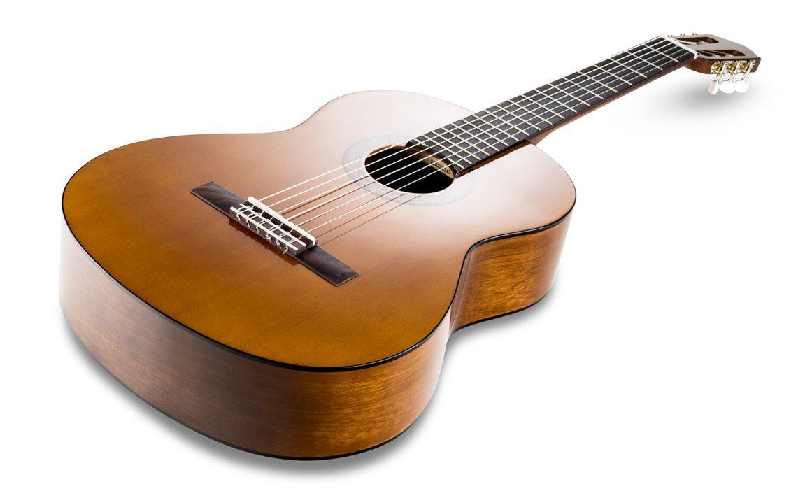 YAMAHA C40 Performance Pack de Guitarra Acústica, Marrón (Natural ...