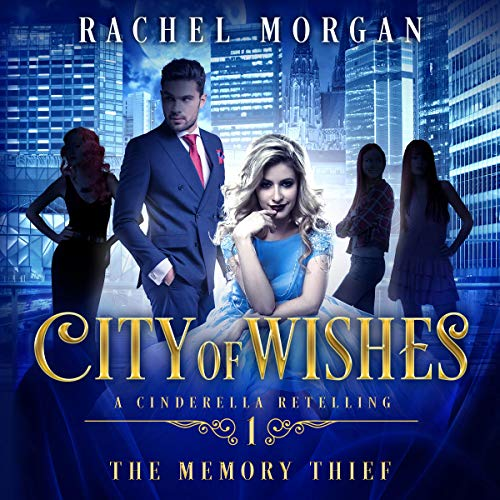 The Memory Thief audiobook cover art