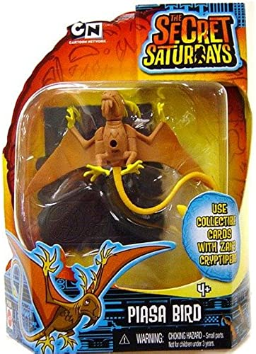 Piasa Bird Secret Saturdays Spielfigur Sammler