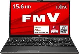 【公式】 富士通 ノートパソコン FMV LIFEBOOK AHシリーズ WA1/E2 (Windows 10 Home/15.6型ワイド液晶/Core i7/16GBメモリ/約512GB SSD + 約1TB HDD/Blu-ray Disc...