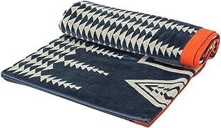 [ ペンドルトン ] PENDLETON タオルブランケット オーバーサイズ ジャガード タオル XB233-55167 ハーディングスレート Oversized Jacquard Towels Harding Slate 大判 バスタオル [...