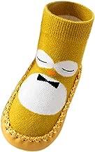 Baby Boy Girl Cartoon Cute Penguin Walking Booties Socks Shoe Winter Foot Warmer