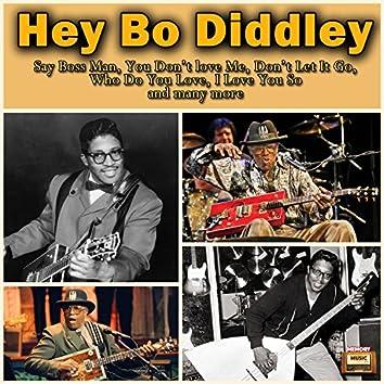 Hey Bo Diddley