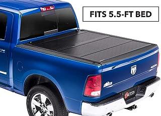 BAKFlip G2 Hard Folding Truck Bed Tonneau Cover | 226207 | fits 2009-19 Dodge Ram W/O Ram Box 5' 7