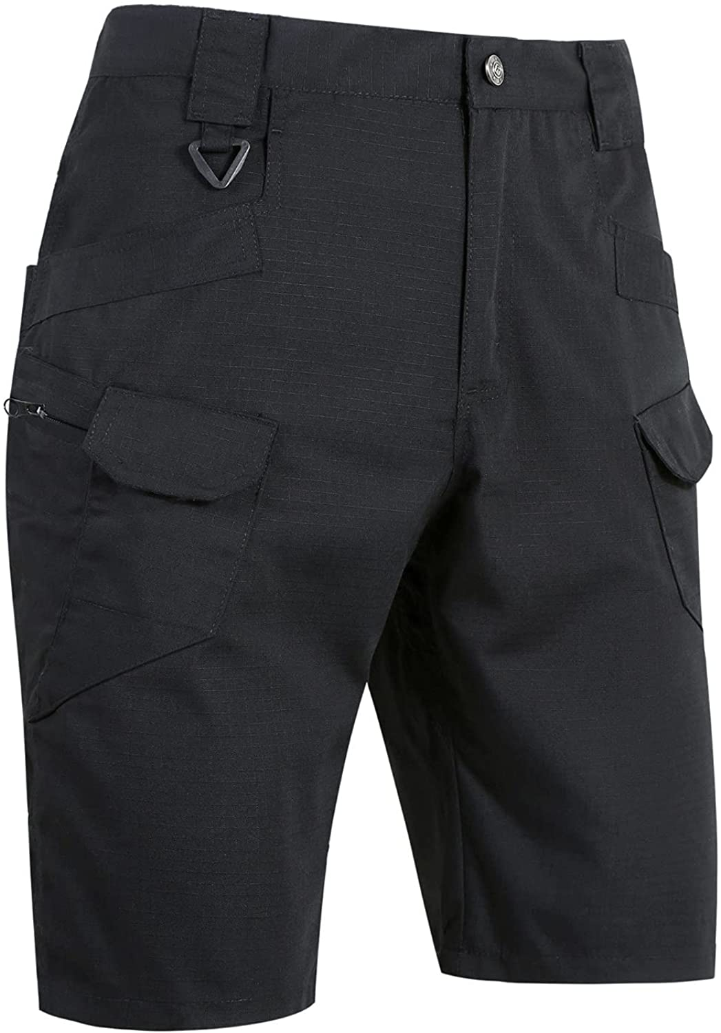 Pinpn-Msa Men's Award-winning store Limited time sale Outdoor Waterproof Hiking Shorts Quick Dry Tacti