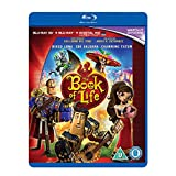 The Book of Life [Blu-ray 3D + Blu-ray + UV Copy]