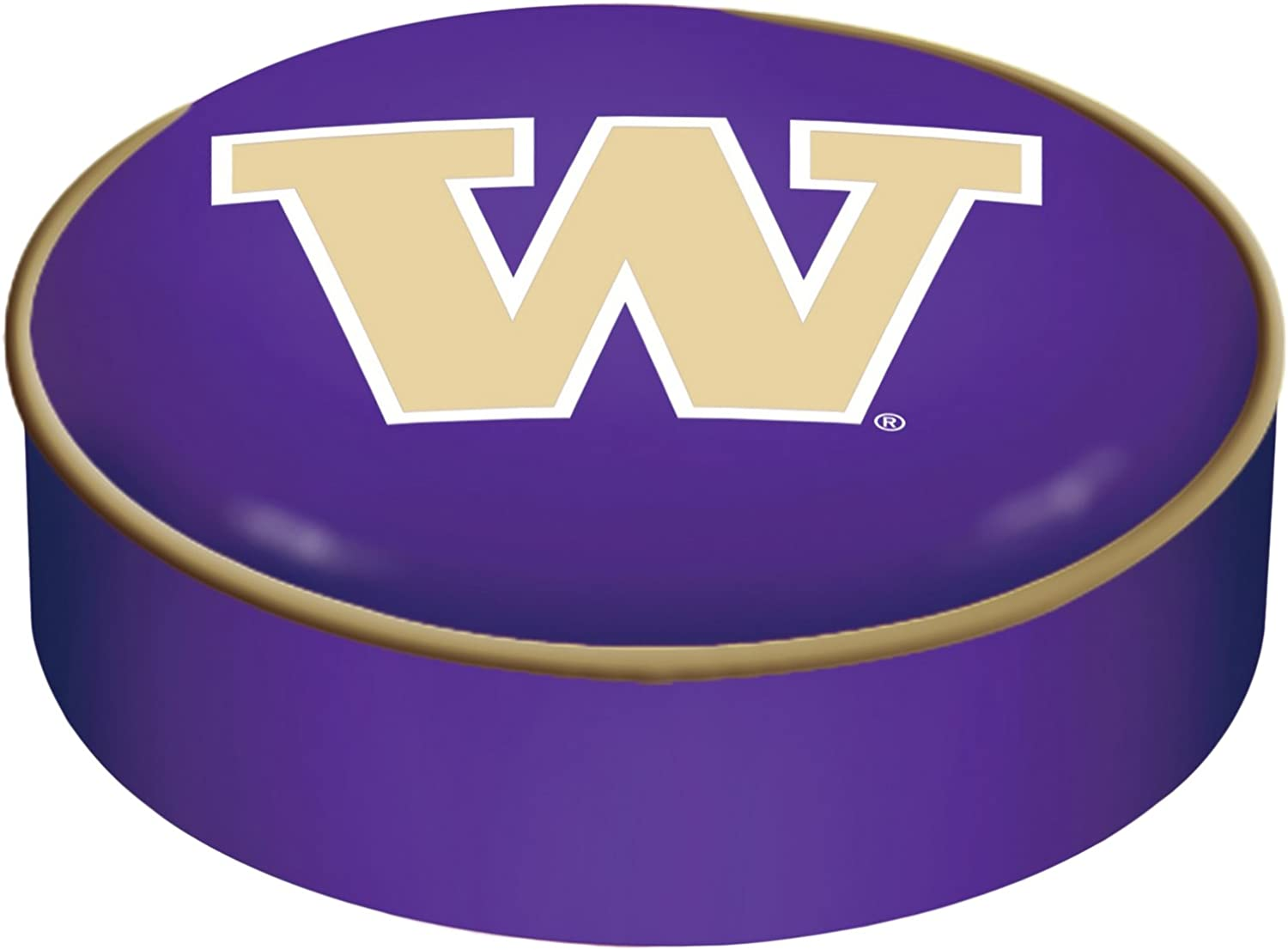 Holland Bar Stool NCAA Washington Huskies Bar Stool Seat Cover