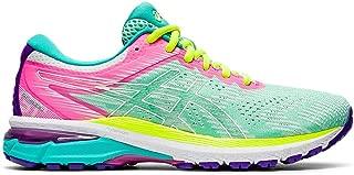 ASICS Women's GT-2000 8 Running Shoes, 10M, Fresh ICE/White