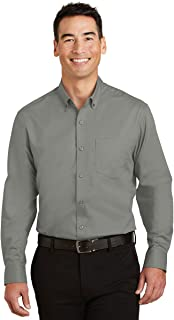 Port Authority SuperPro Twill Shirt-S663-XS