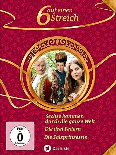 Sechs auf einen Streich - Märchenbox, Vol.12 (3 DVDs)