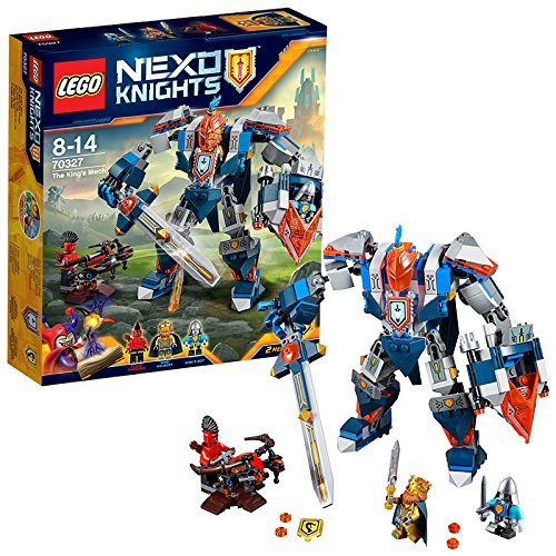 LEGO 70327 Knights Toy by