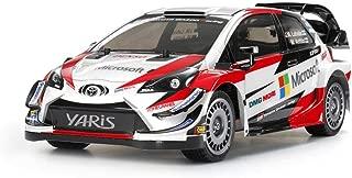 Tamiya America, Inc 1/10 Toyota GAZOO Racing WRT Yaris WRC TT-02 4WD Kit, TAM58659