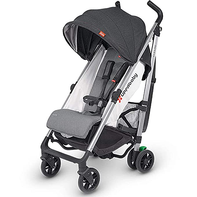 2018 UPPAbaby G-Luxe Stroller - The lightest stroller