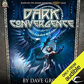 Dark Convergence audiobook cover art