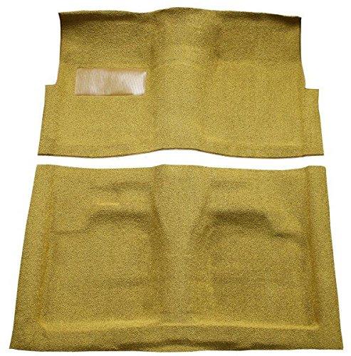 ACC Replacement Carpet Kit for 1958 Chevrolet Bel-Air, 2 Door Sedan (519-Fawn 80/20 Loop) Bel Air Carpet Kit