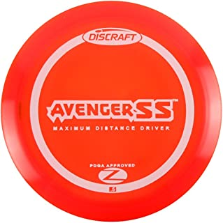 Discraft Elite Z Avenger SS Distance Driver Golf Disc [Colors May Vary]