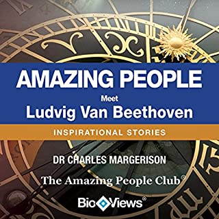 Meet Ludvig Van Beethoven     Inspirational Stories              By:                                                                                                                                 Charles Margerison                               Narrated by:                                                                                                                                 James Rix                      Length: 14 mins     2 ratings     Overall 3.0