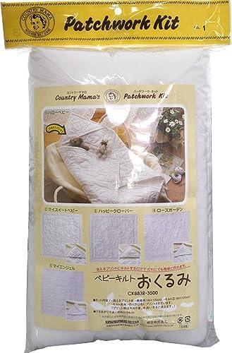 comprar nuevo barato Country Mom patchwork kit    baby quilt bunting  1. Hello Baby (japan import)  tienda de venta