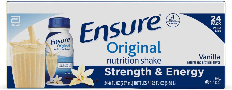 Ensure Original Therapeutic Phoenix Mall Limited price sale Nutrition Vanilla Ounce Can 8 Case