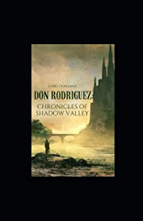 Don Rodriguez: Chronicles of Shadow Valley illustrated