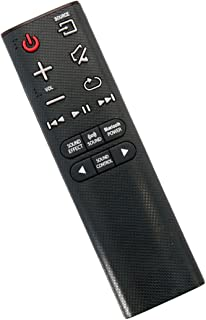 Replaced Remote Control Compatible for Samsung HWJ4000/ZA HWK370ZA HWK550ZA HWK650ZA HW-KM37 HW-KM45/ZA Sound Bar System