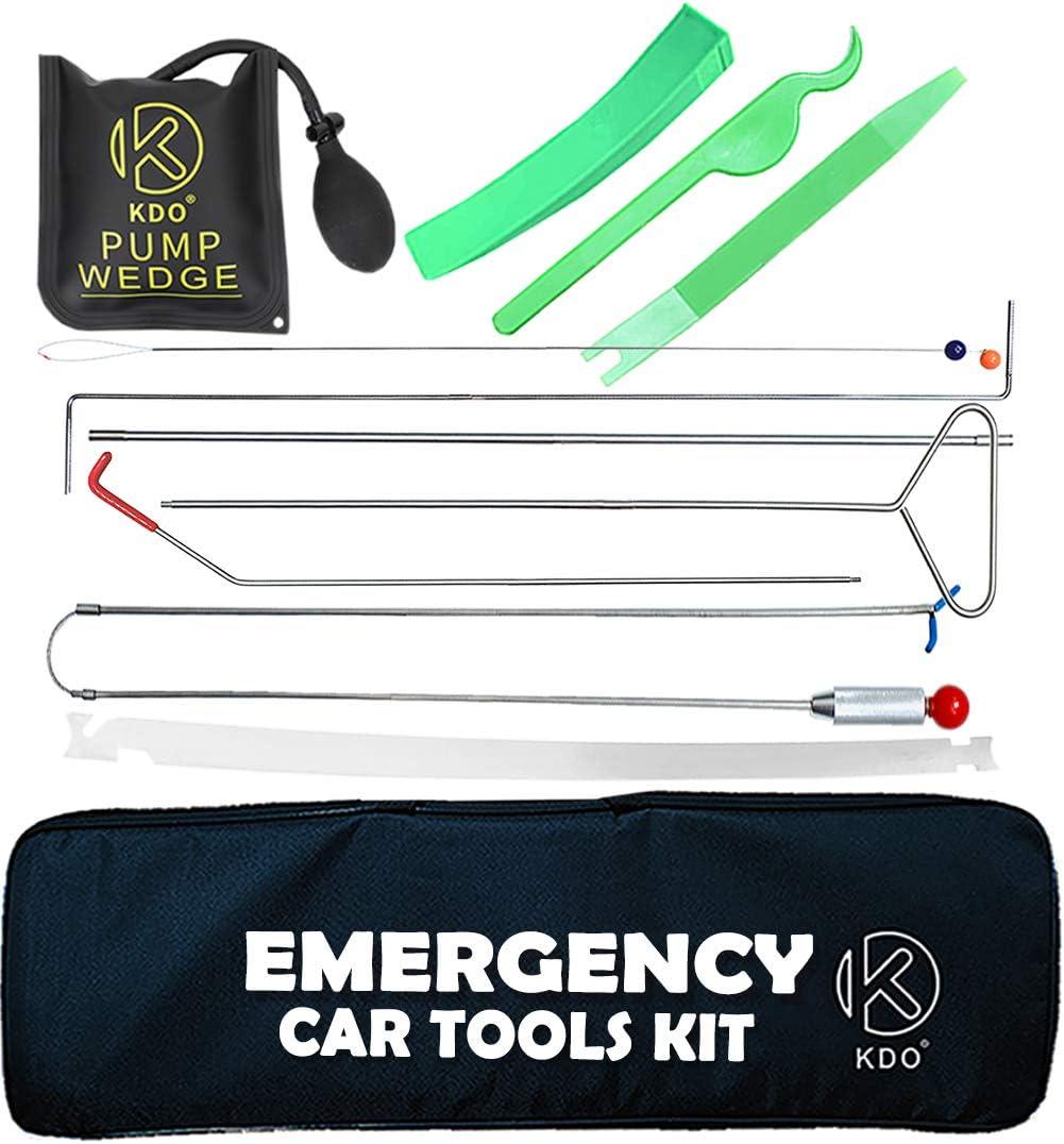KDO Professional High quality new Gifts Emergency Cars Kit Tool 11PCS