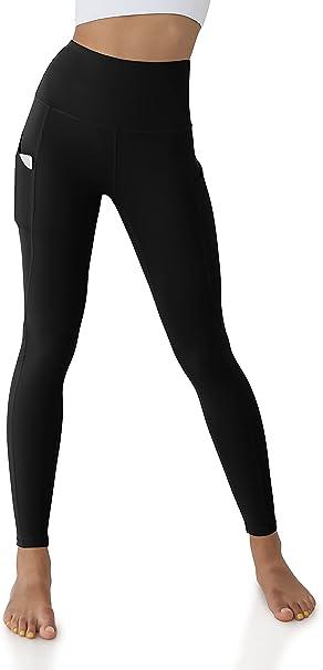 ODODOS High Waist Out Pocket Yoga Pants