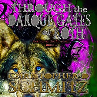 Through the Darque Gates of Koth  cover art