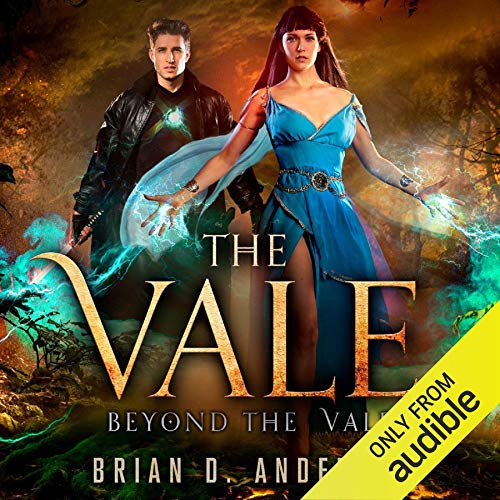 Couverture de Beyond the Vale